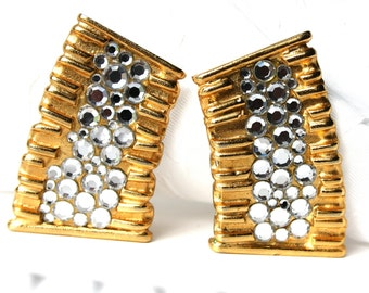 RARE Italian Designer Briglia Earrings