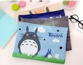 My Neighbor Totoro cartoon File Bag