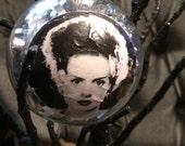 Bride of Frankenstein Ornament