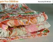 ON SALE Sweet and Yummy Lap Quilt