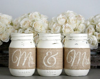 Rustic Wedding Decor,Wedding Table Decor,Engagement Gift,Bridal Shower Gift