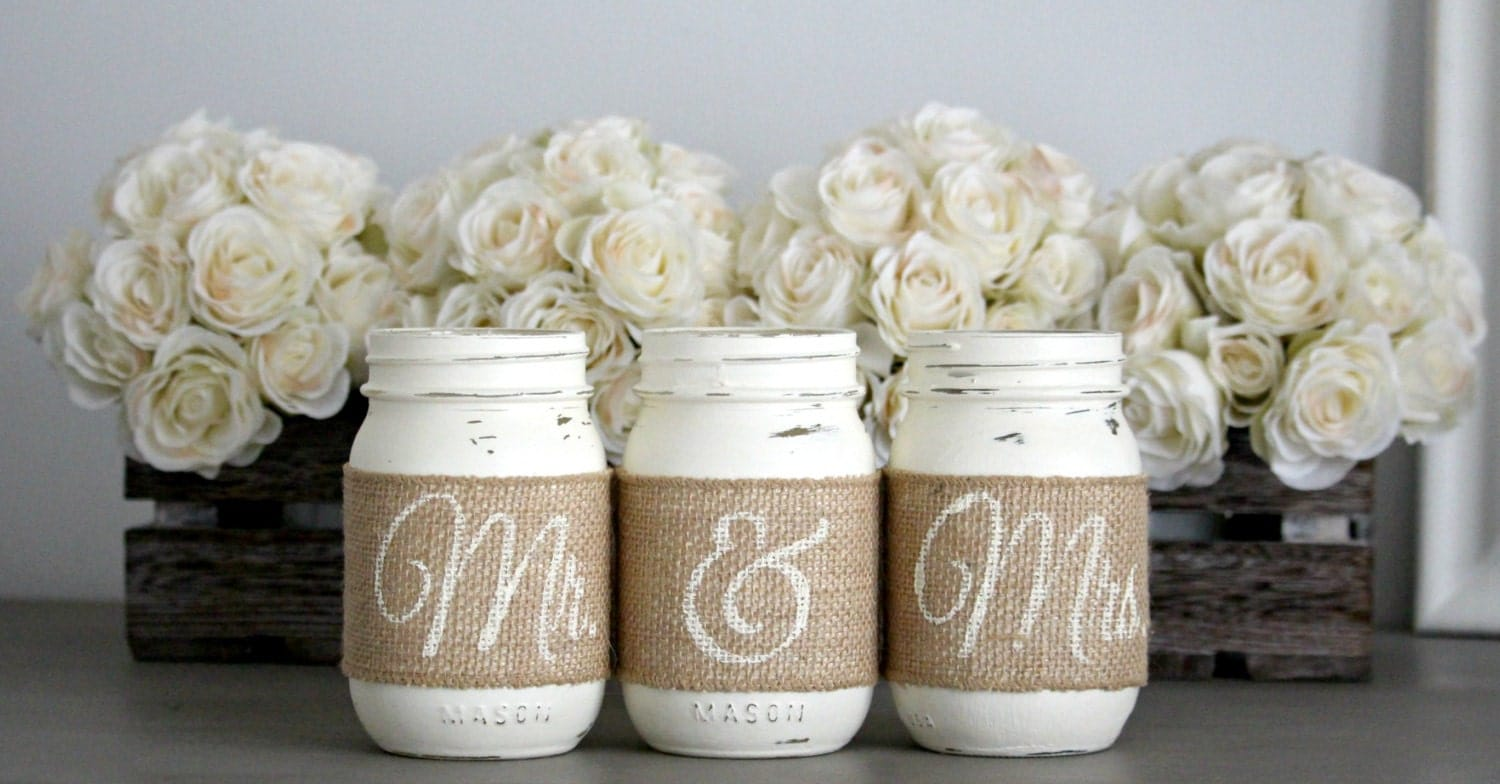 Rustic wedding decorengagement giftengagement party for Wedding gift decoration