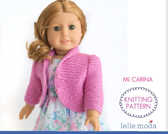 Doll Clothes Pattern, for 18 inch dolls like American Girl Dolls,  Doll Clothing Pattern, Instant Download, PDF Pattern