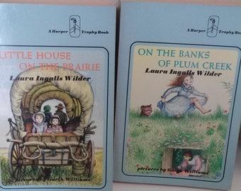 Vintage Books By Laura Ingalls Wilder
