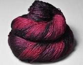 Voodoo ritual - Tussah Silk Lace Yarn