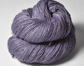 Queen Maab - Tussah Silk Lace Yarn - LSOH