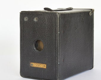 Ansco No 2A Box Camera