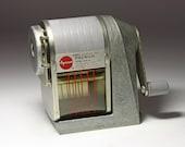 Vintage APSCO Premier Pencil Sharpener - circa 1950's