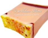 3.5 lb Soap Loaf -SOAP-  Pumpkin Harvest Handmade Soap Loaf, Pumpkin Soap, Holiday Soap, Wholesale Soap, Vegan Soap, FREE SHIPPING