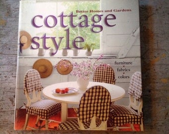 Better Homes and Gardens Cottage Style Book