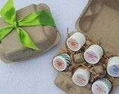 All Natural Exfoliating Lip Scrub Gift Set. Gift Box. Exfoliating. Holiday Gift. Body Polish