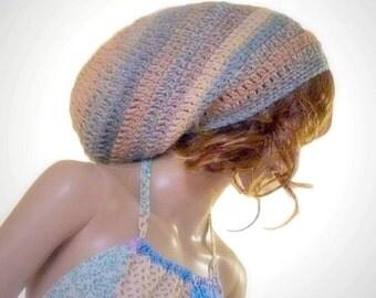 Pastel Vegan Dread Hat