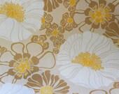 Vintage Mod Floral Wallpaper Two Rolls