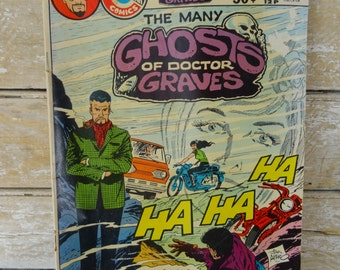 The Many Ghosts of Doctor Graves #66 1981