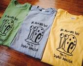 Daniel Johnston Parody Spongebob Squarepants Inspired Screenprinted T-Shirt