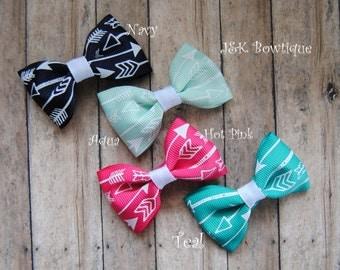 Arrow....Mini bows...you pick color you want