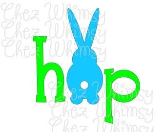 Easter SVG, Hop SVG, Hop Easter Design, Easter Bunny Svg, Easter SVG, Boy Easter Design, Bunny Hop  Svg, Easter Cut Files