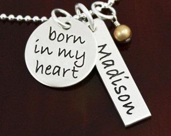 Born In My Heart {adoption}