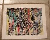 Custom Revolver Print on paper, 18 by 24 fot Detsbobets
