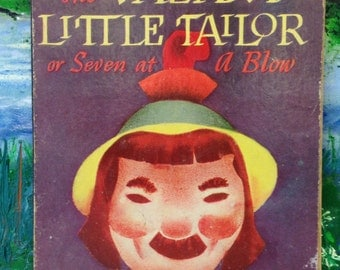 1945 The Valiant Little Tailor or Seven at a Blow