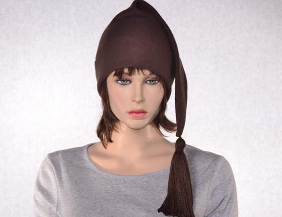 Brown Stocking Cap 16