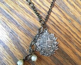 Vintage One of a Kind Necklace