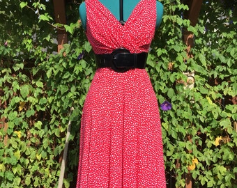 Minnie Mouse Inspired Costume, size 4P