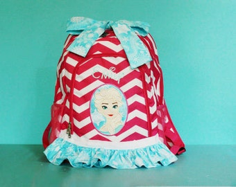 Princess Backpack...Personalized...Four Loves