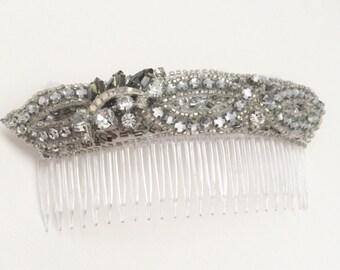 Wedding Hair Comb, Bridal Hair, Bridal Comb, Crstal Wedding Comb, Bridal Hair Jewelry, Wedding Accessories