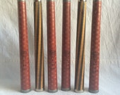 Vintage Paper Tube Co  knitting yarn bobbins