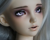 BJD eyes available in 12/14/16/18/20/22/24mm Crystaline Thistle made to order