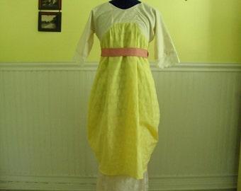 Titanic Era Tea Dress, S-M