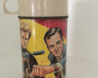 The Man from Uncle Thermos 1960s