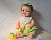 Tubsy Wubsy Doll Made by Ideal Doll Co, 1967