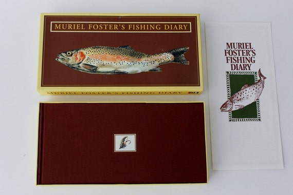 Muriel Foster's Fishing Diary by Muriel Foster and Patricia King (1980)
