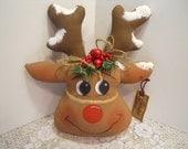 Christmas, Reindeer, Rowdy, Reindeer Games