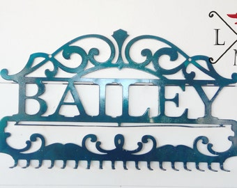 "16-107 ""Bailey"" metal jewelry hanger"