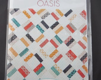 Oasis - A Quilting Life Designs Quilt Pattern