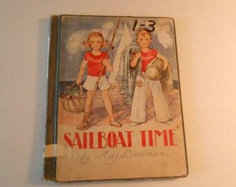 Sale...Sailboat Time Lindman 1951