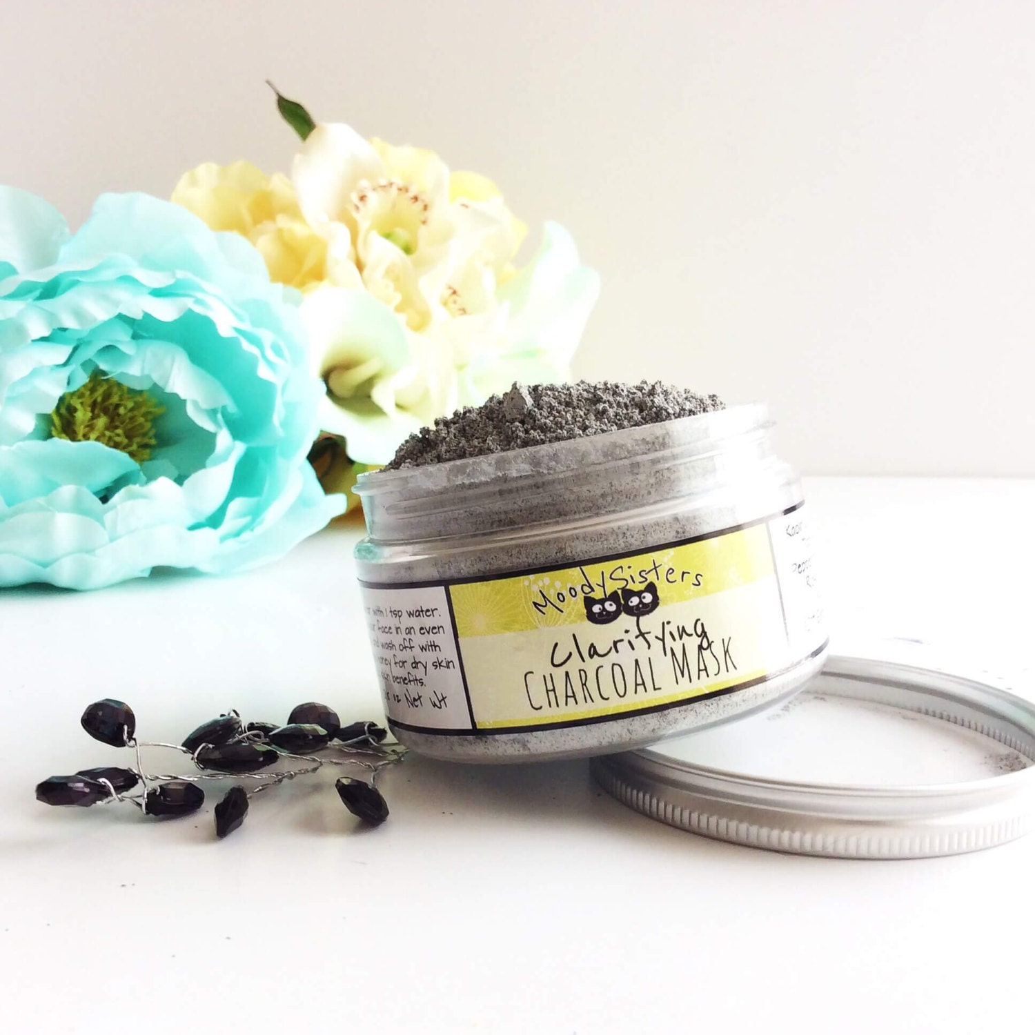 Why Activated Charcoal Is A Must For Skincare Masks: Charcoal Clay Face Mask Activated Charcoal Mask Organic