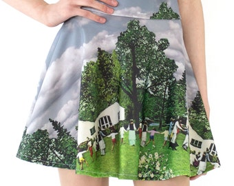 May Day Skater Skirt