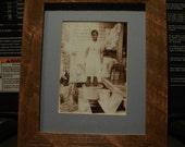 Black Americana, Laundry Room Decor,Vintage Ethnic photo,Afro American vintage photo framed