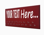 Create your own item, choose your color, choose your typing or lettering font, choose your text, choose your message, make it inspirational