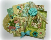 G45 Once Upon a Spring Inspiration Kit, Embellishment Kit, Life Project Kit for Scrapbooks Cards Mini Albums and Paper-crafts 2