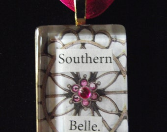 southern belle necklace