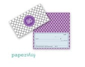 Checkbook Cover, Monogrammed Checkbook Cover, Personalized Checkbook Cover, Custom Checkbook Cover, Vinyl Checkbook Cover