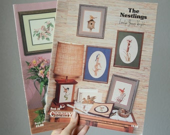 Nestlings Cross Stitch Patterns