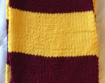 First Year Wizarding Scarf