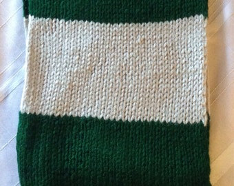 First Year Slytherin Wizarding Scarf
