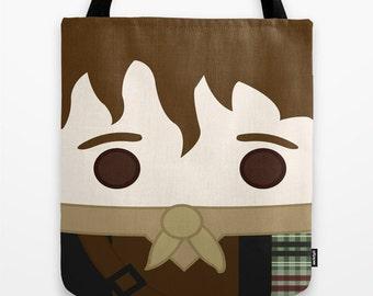 Outlander, Jamie Fraser, tote bag, bag, shoulder bag